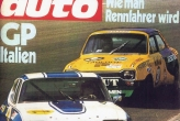 \'Group Two\' Escot winning class and 2nd overall at Zandnort 1972