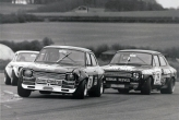 My \'Group Two\' Ford Escort at Thruxton 1972