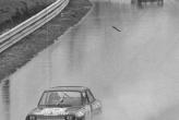 Mk 1 Escort, winning Oulton Park, 1972