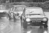 Mk 1 Escort, Roger Williamson, my friend, beating me