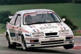 RS500, at Thruxton 1989, I braked twice only per lap!
