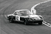 \'The Golf Feal Lotus Elan\' 200cc Lotus twin cam, 1972, I won every race I finished!