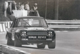 My group two Mk1 Ford Escort at Brands Hatch 1972